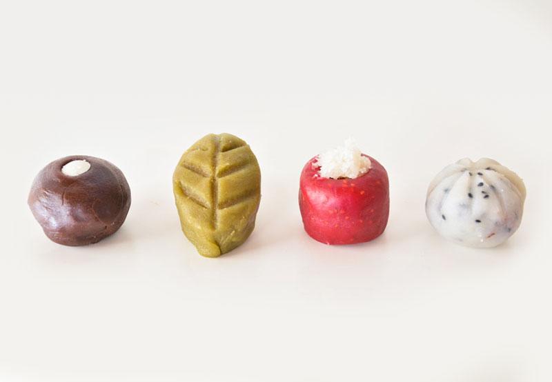 wagashi pasteleria japonesa
