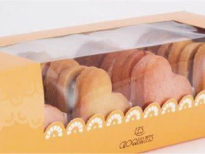 galletitas rellenas caja