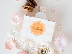Caja pequeña macarons