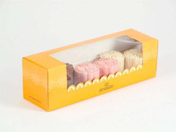 caja mooncakes