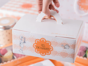 packaging les croquants