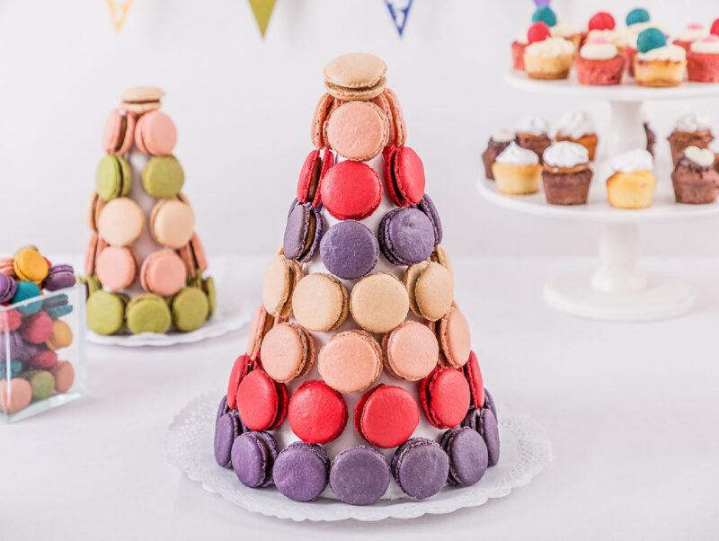 cono cupcakes eventos