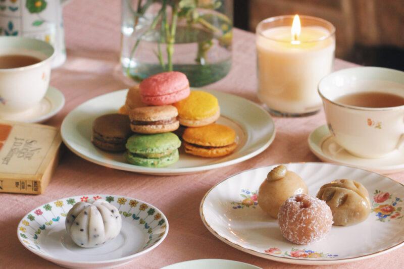 wagashi mooncake